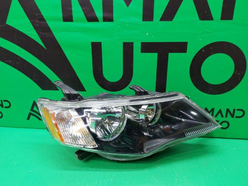 Фара Mitsubishi Outlander XL 2 2005 правая (б/у)