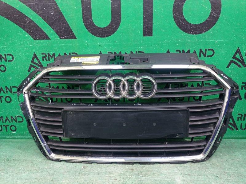 Решетка радиатора Audi A3 8V 2016 (б/у)