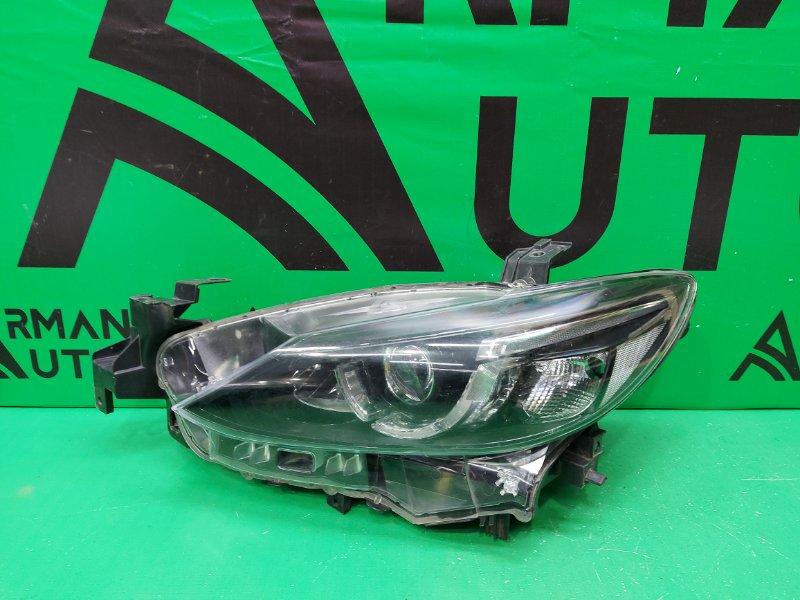 Фара Mazda 6 GJ РЕСТАЙЛИНГ 2015 левая (б/у)