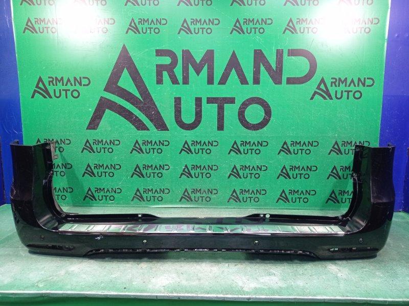 Бампер amg Mercedes V W447 2014 задний (б/у)
