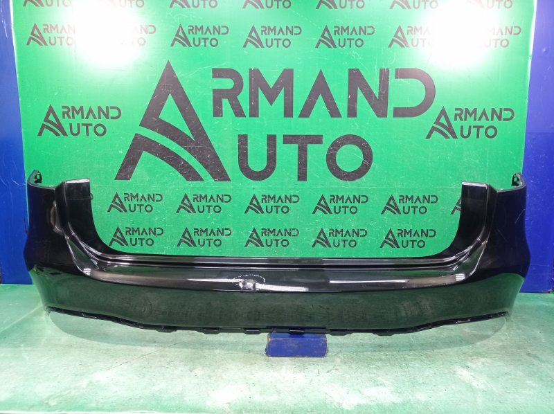 Бампер amg Mercedes Gls X167 2019 задний (б/у)