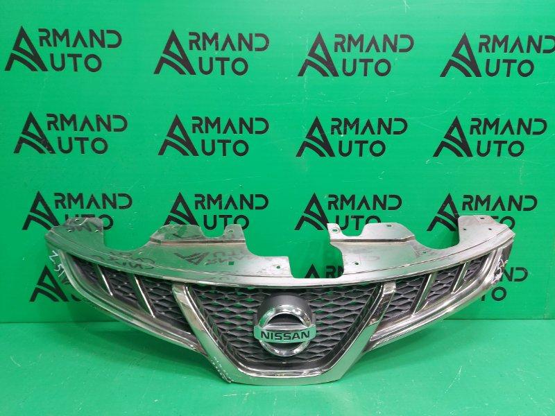 Решетка радиатора Nissan Murano Z51 РЕСТАЙЛИНГ 2010 (б/у)