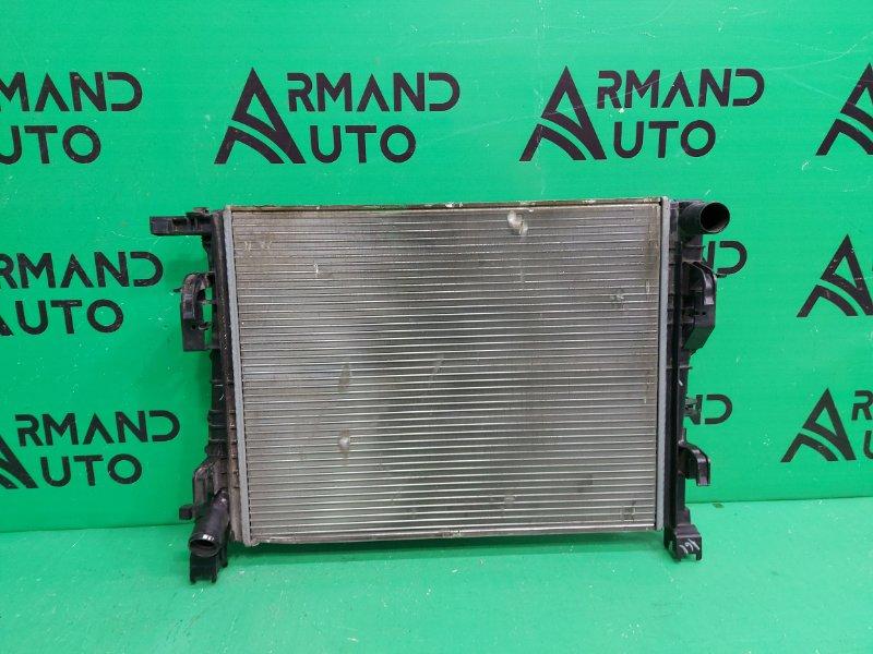 Радиатор охлаждения Renault Duster 2010 (б/у)