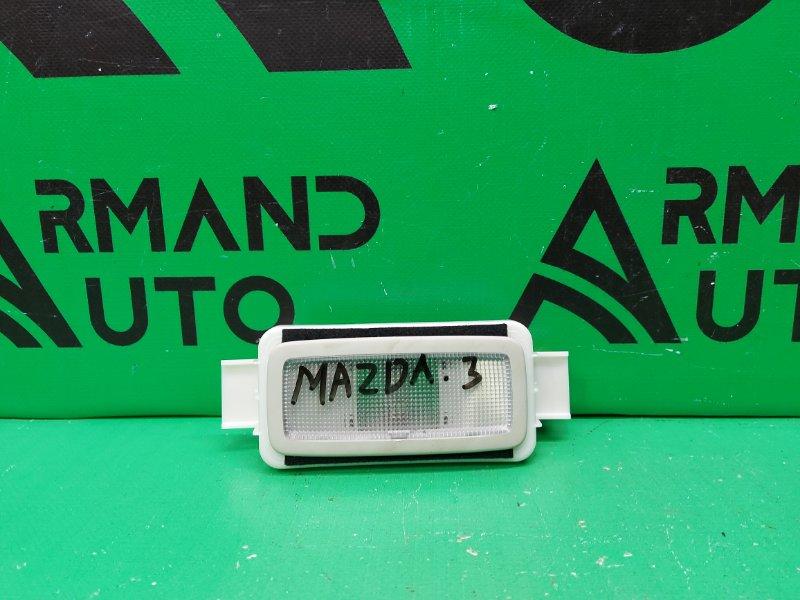 Плафон освещения Mazda 3 BL 2009 (б/у)