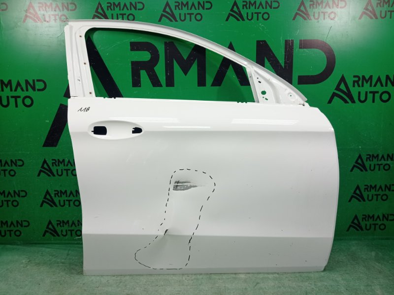 Дверь Mercedes Gle Coupe C292 2015 передняя правая (б/у)