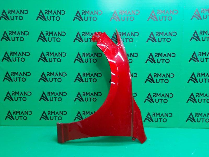 Крыло Mazda 6 GJ 2012 переднее левое (б/у)