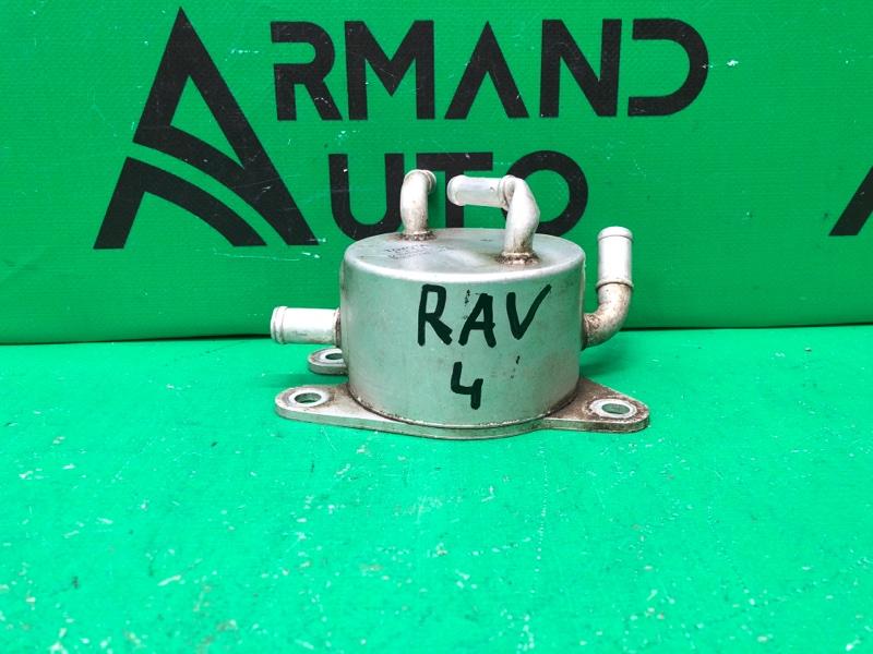 Радиатор масляный Toyota Rav4 CA40 2012 (б/у)