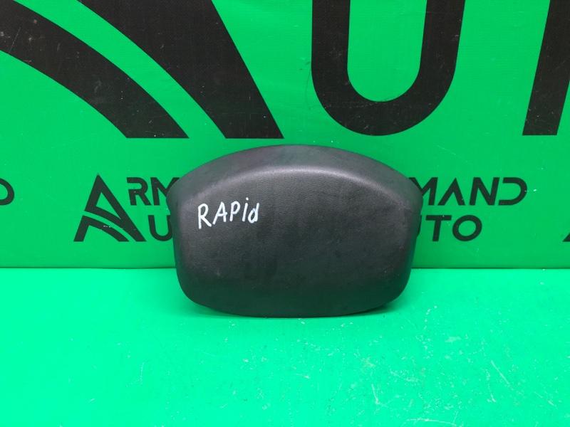 Обшивка двери багажника Skoda Rapid 1 2012 (б/у)