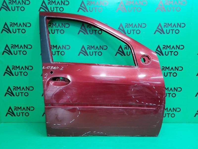 Дверь Renault Logan 1 2004 передняя правая (б/у)