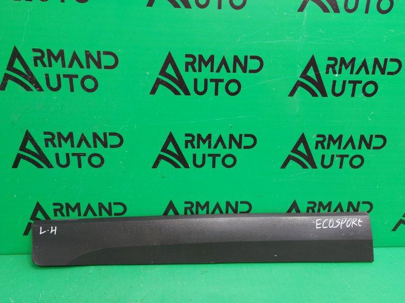Накладка двери Ford Ecosport 1 2014 передняя левая (б/у)
