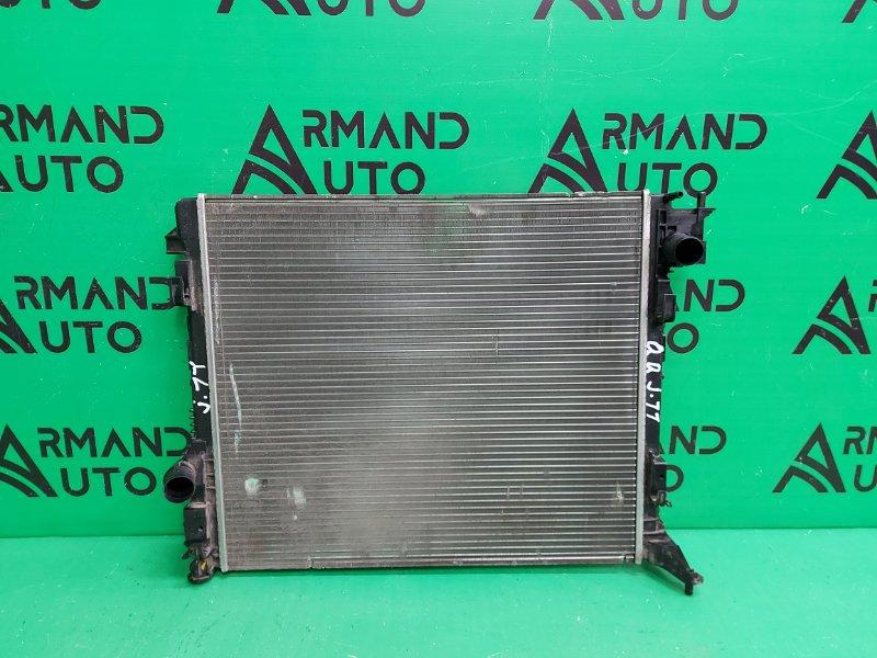 Радиатор охлаждения двигателя Nissan Qashqai J11 2013 (б/у)
