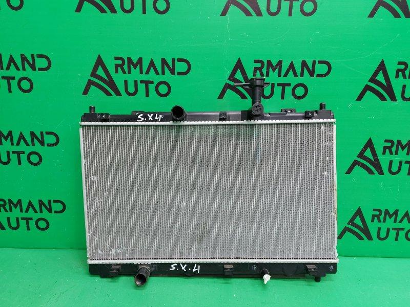 Радиатор охлаждения Suzuki Sx4 2 S-CROSS 2013 (б/у)