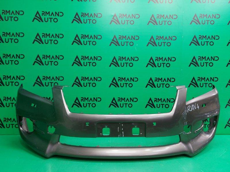 Бампер Toyota Rav4 CA30 РЕСТАЙЛИНГ 2010 передний (б/у)