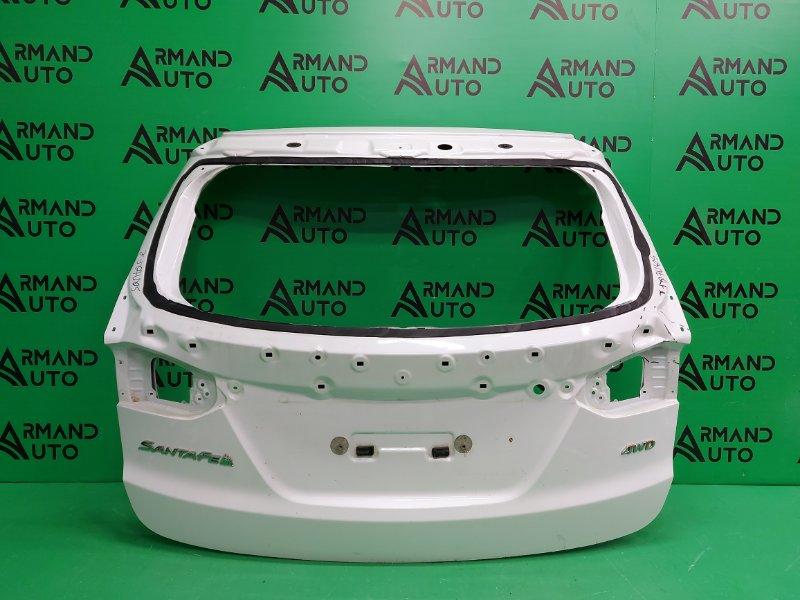 Дверь багажника Hyundai Santa Fe 3 2012 (б/у)