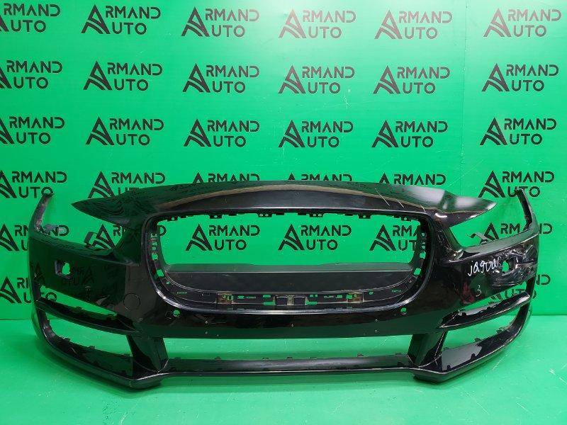 Бампер Jaguar Xe 1 2015 передний (б/у)