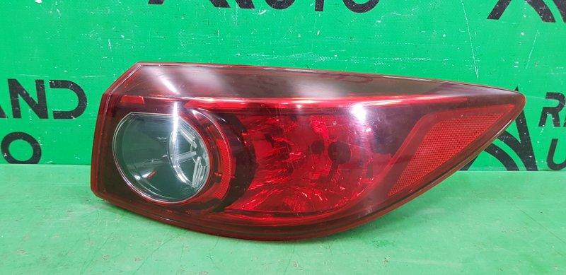 Фонарь Mazda 3 BM 2013 правый (б/у)