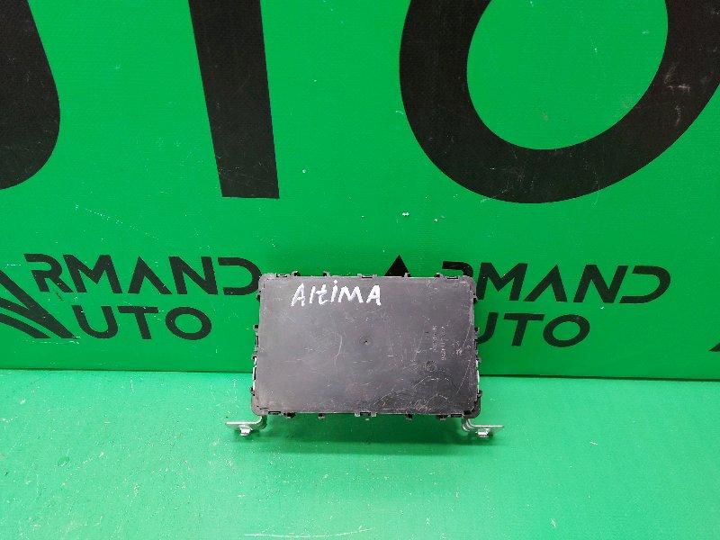 Электронный блок УПР Nissan Pathfender R52 2012