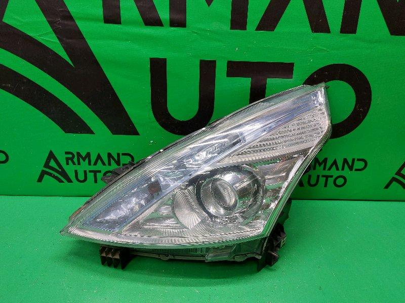 Фара Nissan Teana J32 РЕСТАЙЛИНГ 2011 левая (б/у)