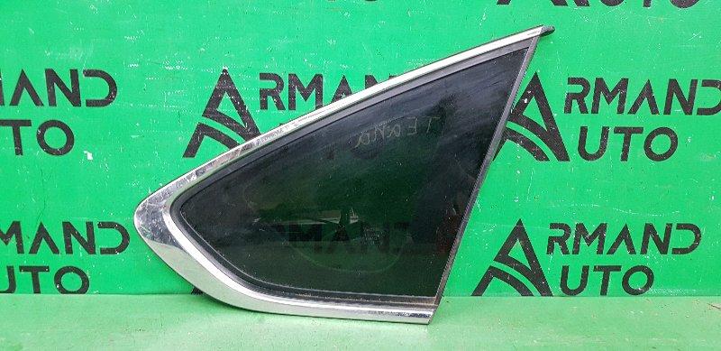 Форточка двери Nissan Teana J32 2008 правая (б/у)