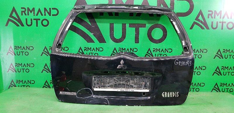 Дверь багажника Mitsubishi Grandis 1 2003 (б/у)