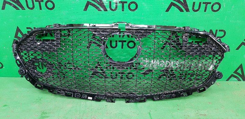 Решетка радиатора Mazda 3 BP 2019 (б/у)