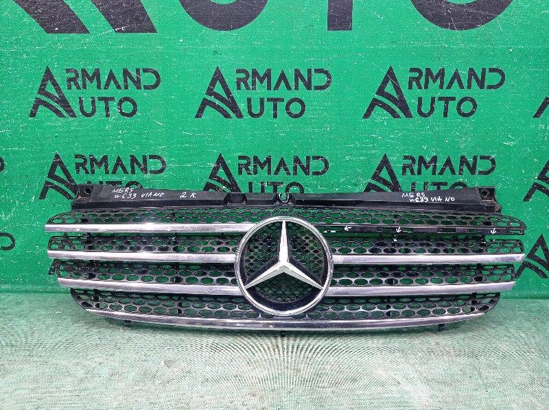 Решетка радиатора Mercedes V-Class W639 2003 (б/у)
