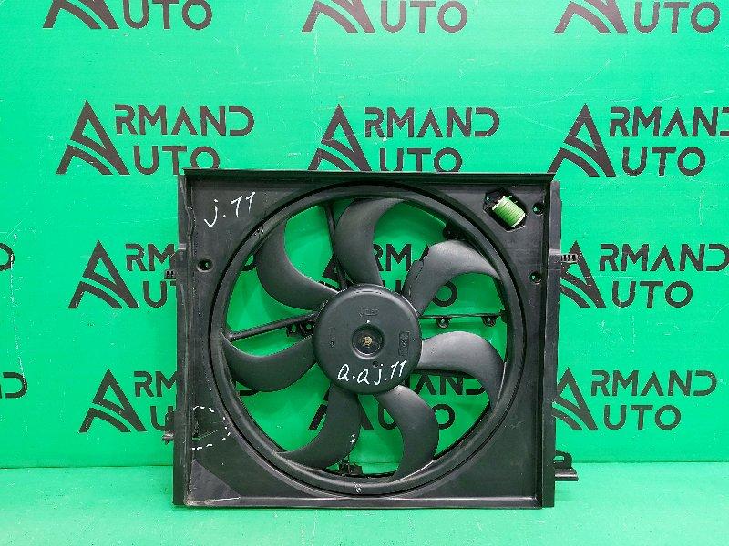Диффузор вентилятора Nissan Qashqai J11 2013 (б/у)