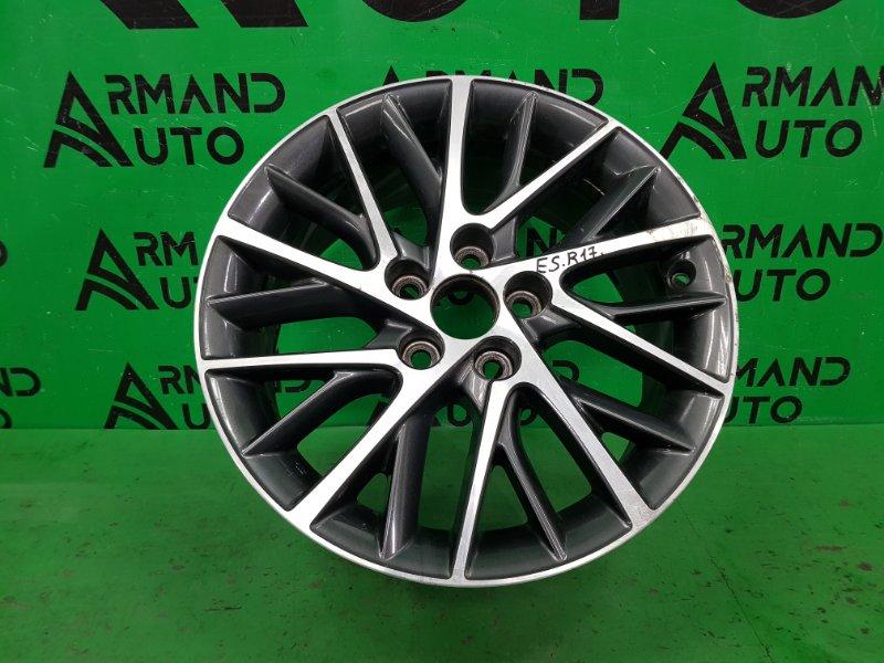 Диск r17 Lexus Es 6 2012 (б/у)