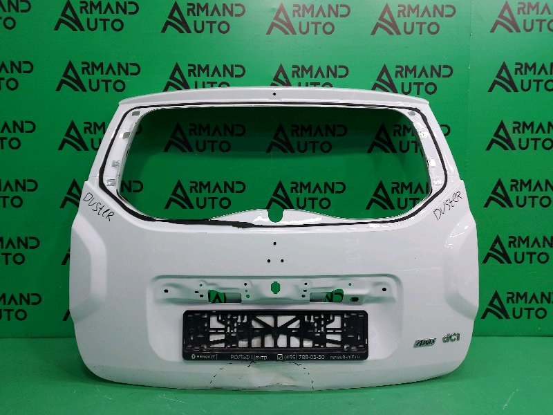 Дверь багажника Renault Duster 1 2010 (б/у)