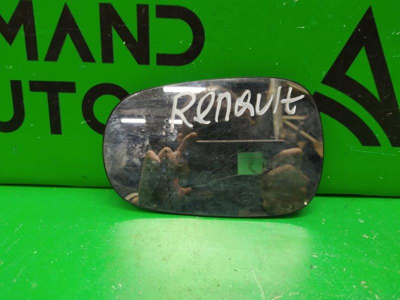 Зеркальный элемент Renault Megane 2 2002 левый (б/у)