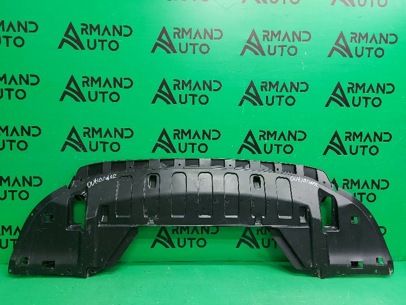 Пыльник бампера (двигателя) Mitsubishi Outlander 3 2012 (б/у)