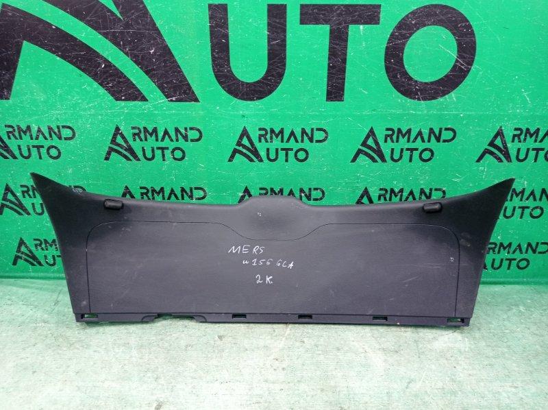 Обшивка двери багажника Mercedes Gla-Class X156 2013 (б/у)