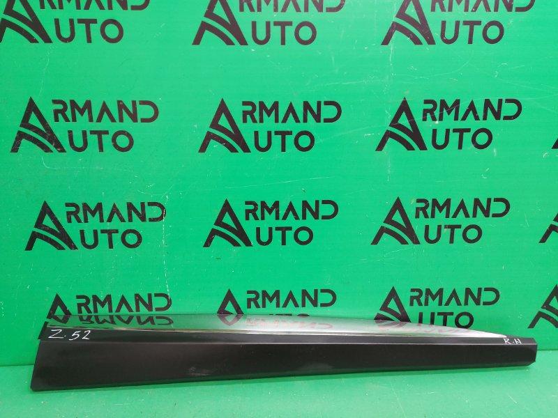 Накладка двери Nissan Murano Z52 2014 передняя правая (б/у)