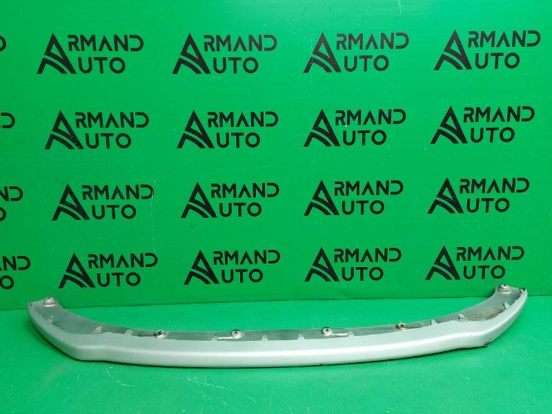 Юбка бампера Volvo Xc70 2 2007 передняя (б/у)