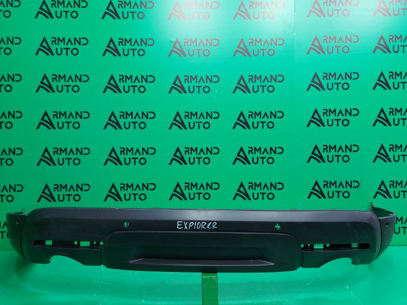 Юбка бампера Ford Explorer 5 2010 задняя (б/у)