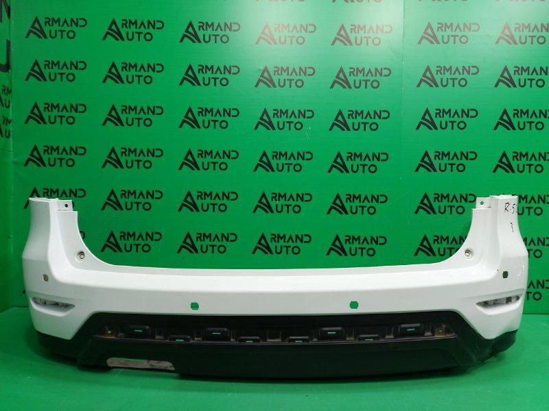 Бампер Nissan Pathfinder R52 2012 задний (б/у)
