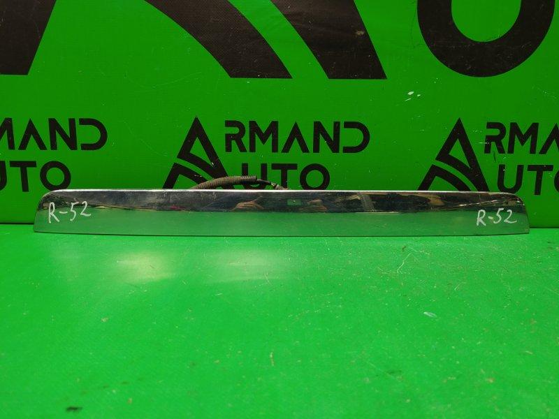 Накладка двери багажника Nissan Pathfinder R52 2012 (б/у)