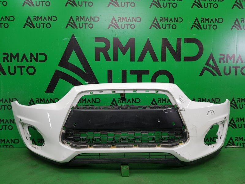 Бампер Mitsubishi Asx 1 РЕСТАЙЛИНГ 2012 передний (б/у)
