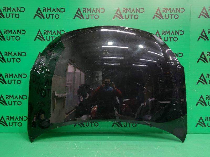 Капот Nissan Almera G15 2013 (б/у)
