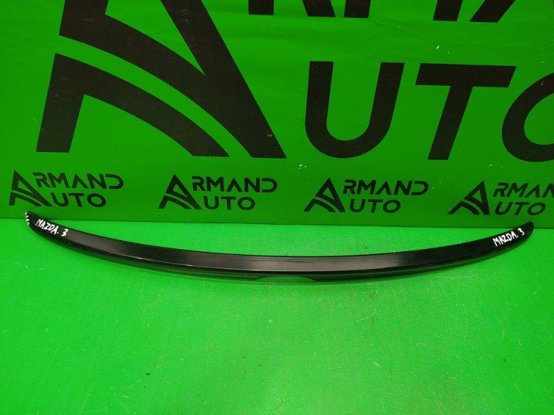 Накладка багажника Mazda 3 BM 2013 (б/у)