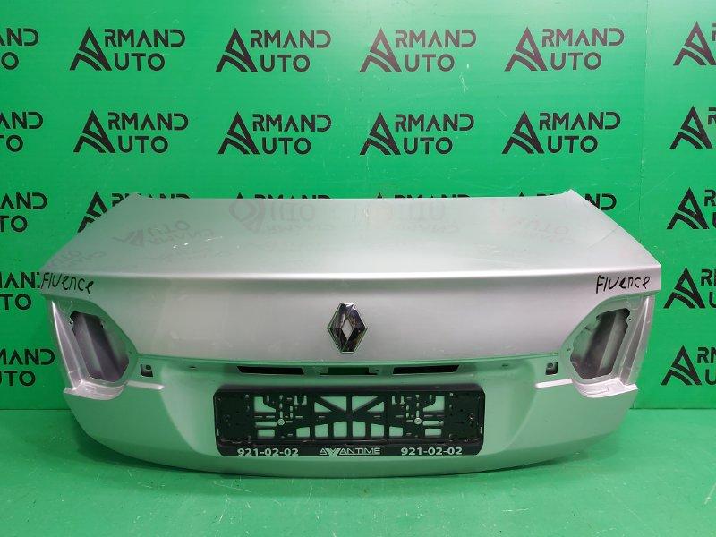 Крышка багажника Renault Fluence 2009 (б/у)