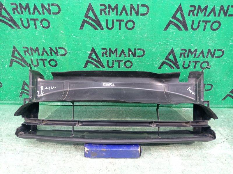 Воздуховод радиатора Bmw 1 Series F20 F21 2015 нижний (б/у)