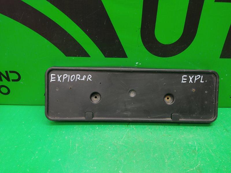 Площадка номерного знака Ford Explorer 5 2010 (б/у)