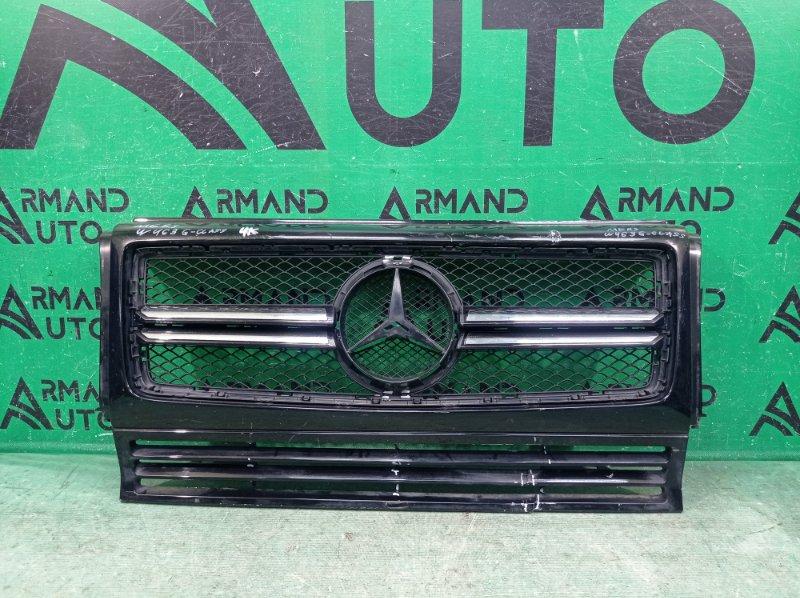 Решетка радиатора Mercedes G-Class W463 2012 (б/у)