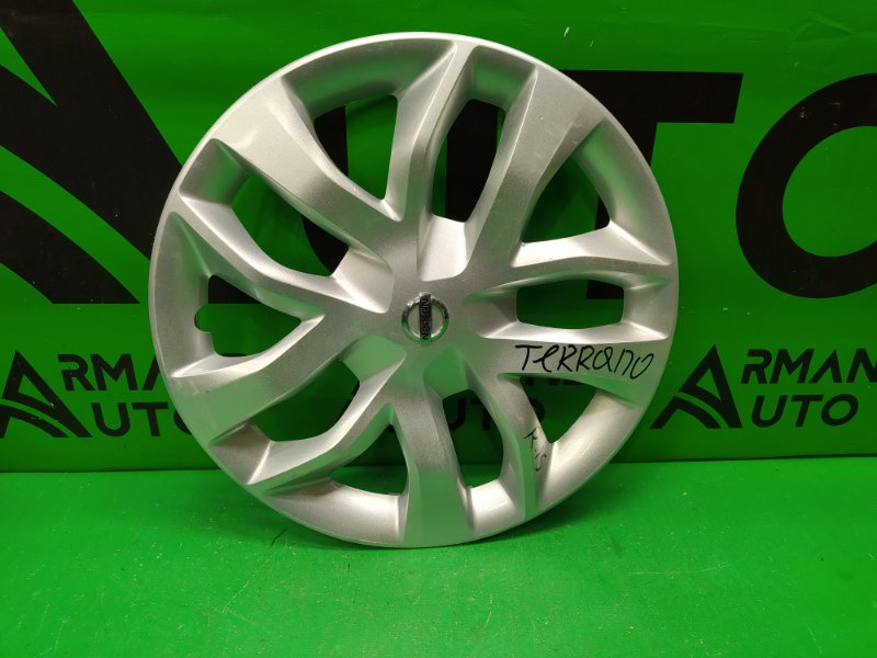 Колпак колесный r15 Nissan Terrano 3 2014 (б/у)