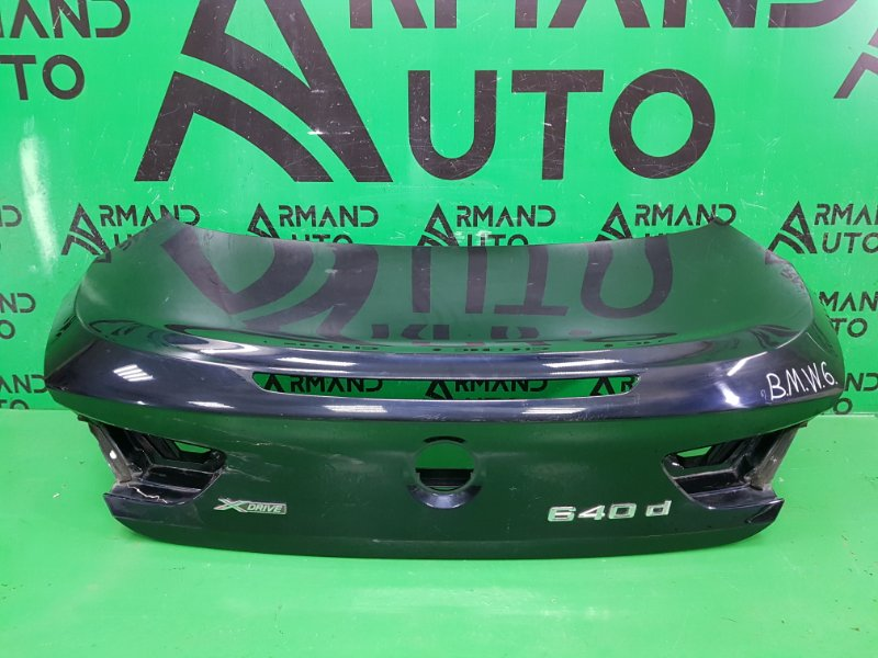 Крышка багажника Bmw 6 F12 2011 (б/у)