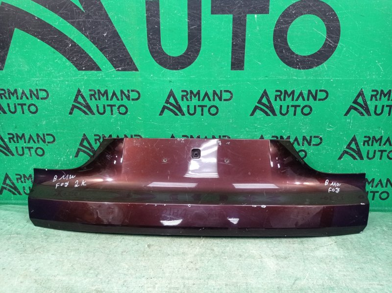 Накладка двери багажника Bmw 5 Series F07 GT 2009 (б/у)
