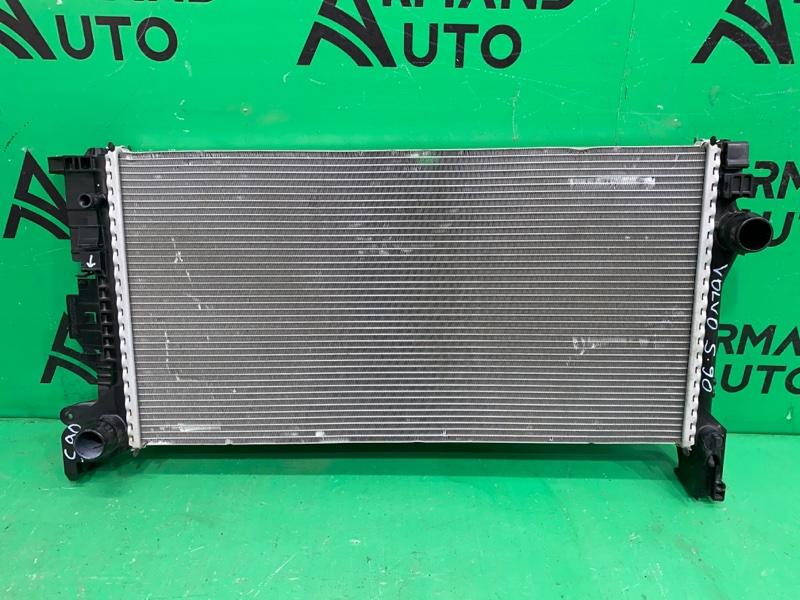 Радиатор охлаждения Volvo S90 2 2016 (б/у)