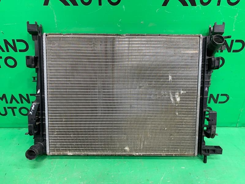 Радиатор охлаждения Lada X-Ray 2015 (б/у)