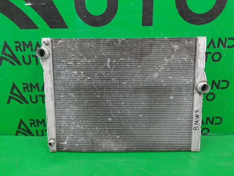 Радиатор охлаждения Bmw 7 F01 2008 (б/у)